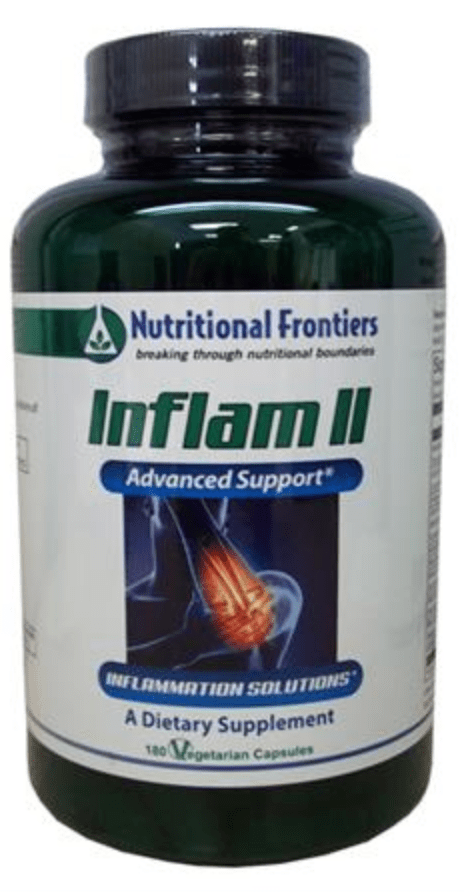 Inflam II, sold online or at Nutrifarmacy in Pittsburgh