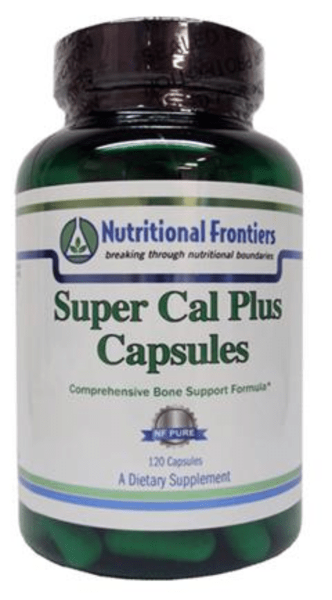 Super Cal Plus, sold online or at Nutrifarmacy in Pittsburgh