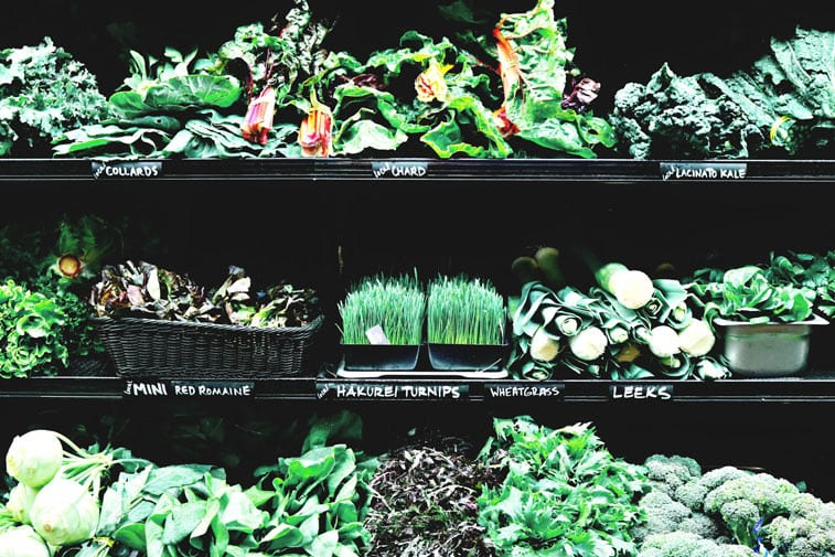 dark green vegetables can help prevent cancer
